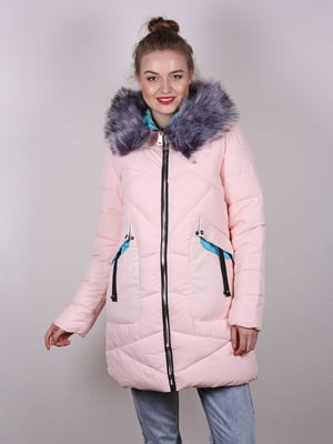 Куртка розовая | 4959811