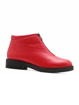 Ботинки красные | 5178377