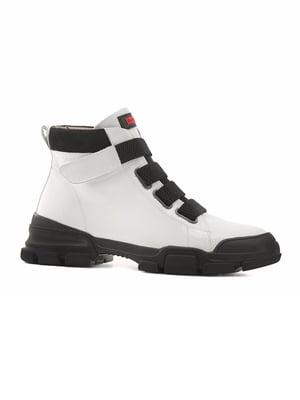 Ботинки белые | 5178384