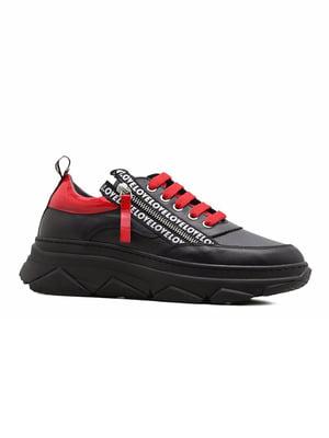 Кроссовки черные | 5178416