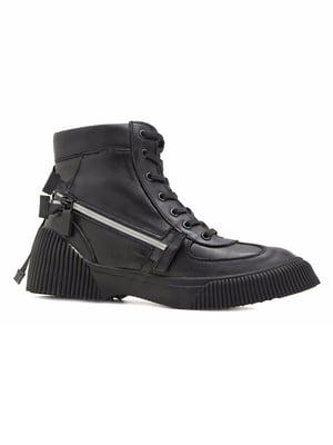 Ботинки черные | 5178454