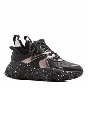 Кроссовки черные | 5178589