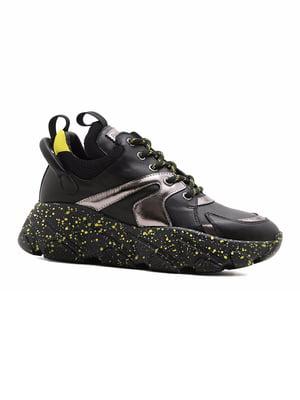 Кроссовки черные | 5178590