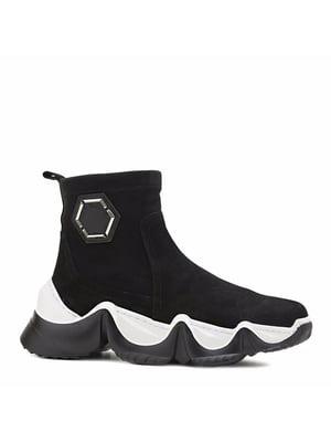 Кроссовки черные | 5178603