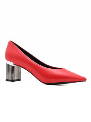 Туфлі червоні | 5178628