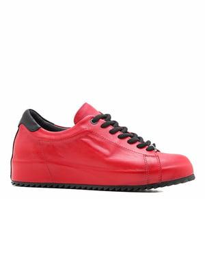 Кроссовки красные | 5178654