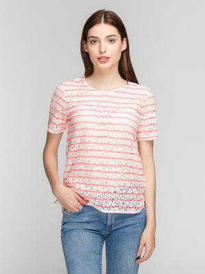 Блуза в полоску | 3782298