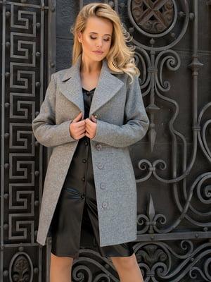 Пальто серое | 5164046