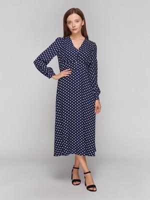 Платье темно-синее | 5177761