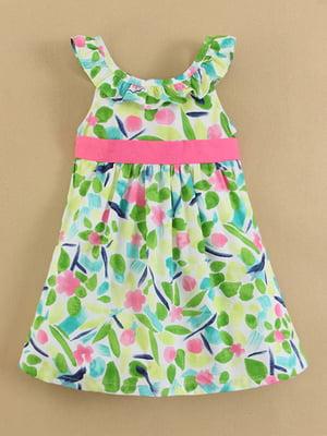 Сукня в принт | 4490857