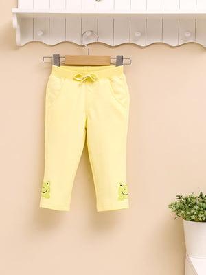 Штани жовті | 4890401