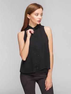 Блуза черная | 4544726