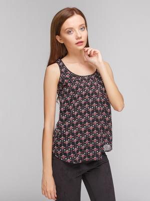 Блуза в принт | 4628991