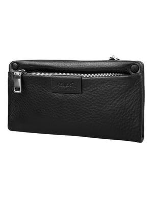 Барсетка-гаманець чорна   5179171