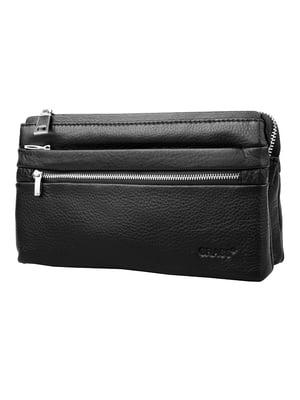 Барсетка-кошелек черная | 5179174