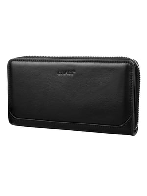 Барсетка-гаманець чорна   5179176