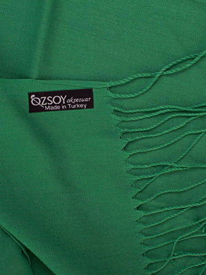 Палантин зеленый | 5179271