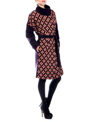 Пальто сливового цвета | 5179049