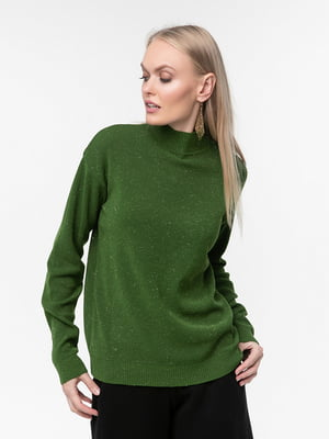 Свитер зеленый | 5179394