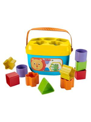 Сортер «Перші кубики малюка» | 5179625