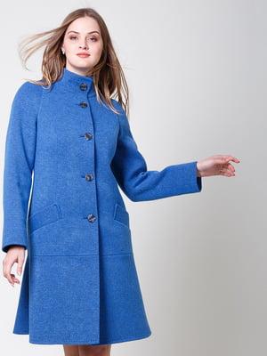 Пальто блакитне | 5179924