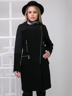 Пальто черное | 5180043