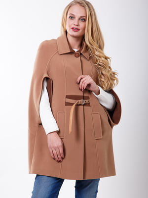 Пальто карамельного цвета | 5180056