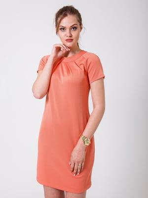 Сукня коралова | 5180062