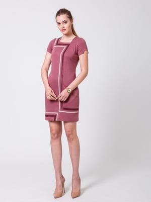Платье розовое | 5180064
