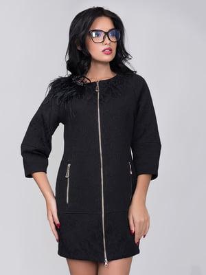 Пальто черное | 5179940