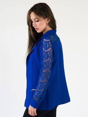 Жакет синий | 5035086
