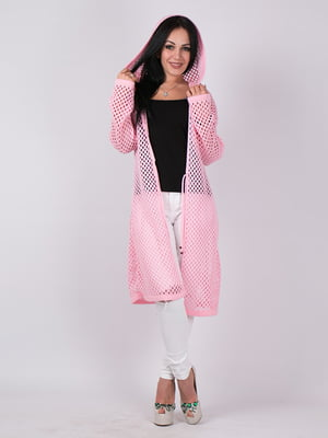 Кардиган рожевий | 5082830