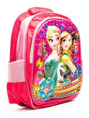 Рюкзак рожевий | 5178147