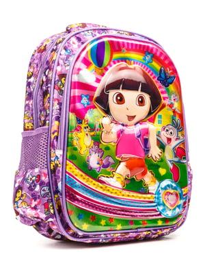 Рюкзак в принт | 5178151