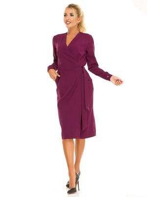 Сукня кольору фуксії | 5181222