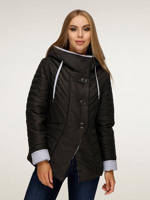 Куртка чорна | 5181400