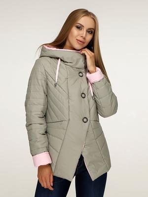 Куртки фісташкового кольору | 5181401