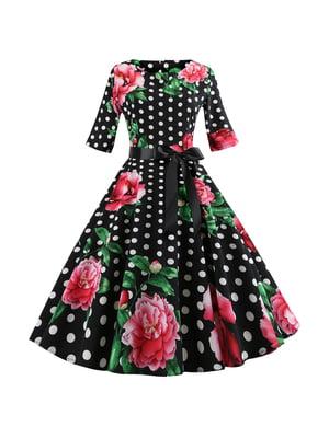 Платье черное | 5181556