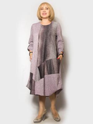 Платье в принт | 5181634