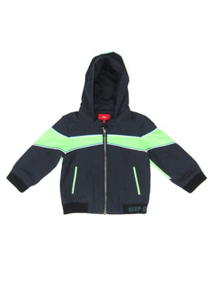 Куртка темно-синяя | 5182811