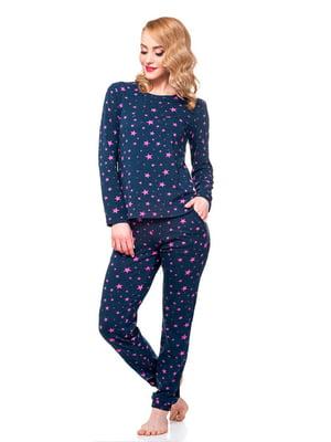 Пижама: джемпер и  брюки | 5182978
