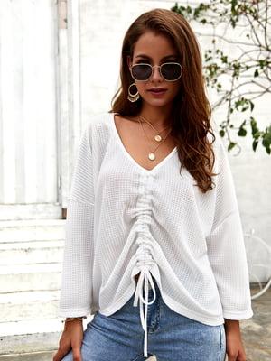 Блуза белая   5183020
