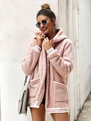Жакет розовый   5183052