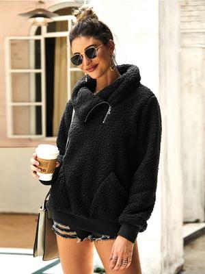 Пуловер чорний | 5183061