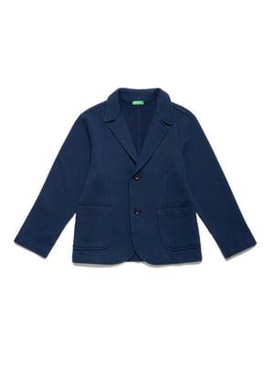 Піджак синій | 5151059