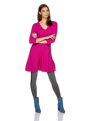 Платье цвета фуксии | 5165210