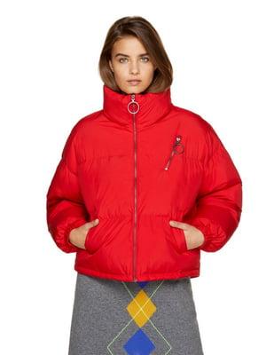 Куртка красная | 5165302