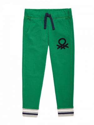 Брюки зеленые | 5183900