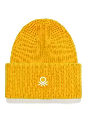 Шапка жовта | 5184091