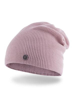 Шапка розовая | 5184344